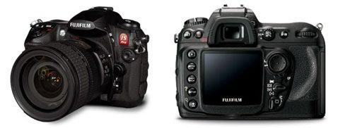 Fujifilm IS Pro Digital SLR Camera Has Predator Vision