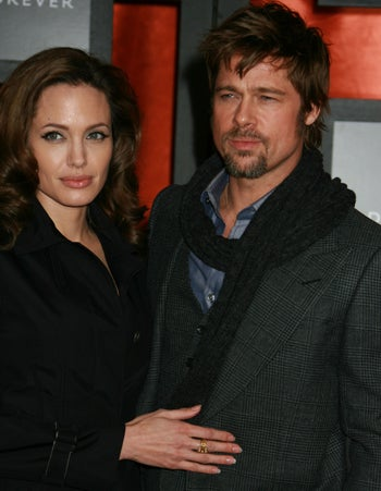 Are Angelina & Brad Finally Tying The Knot?