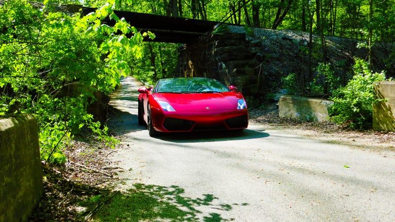 2013 Lamborghini Gallardo LP550-2 Spyder: The Jalopnik Review