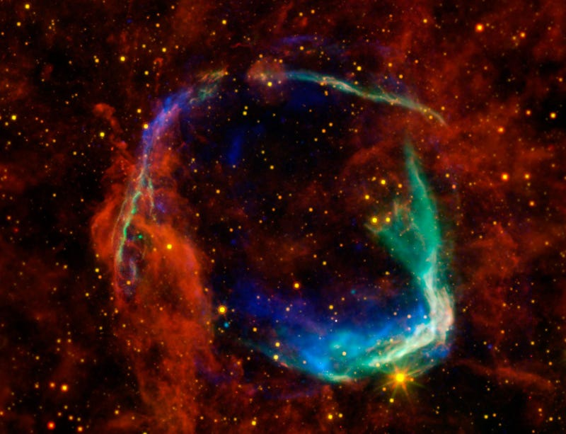 All the most amazing supernovas ever photographed