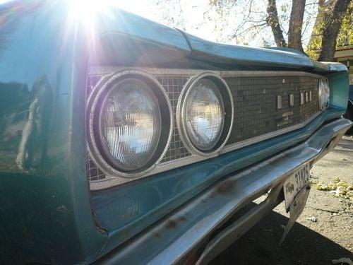 1968 Dodge Coronet Wagon Down On The Denver Street
