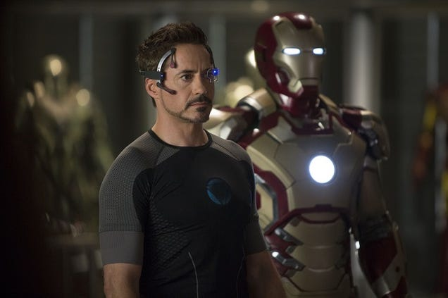 Robert Downey Jr. Not Quite Ready to Give Up Iron Man