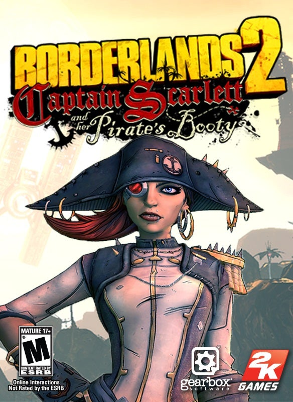 Borderlands 2's First, Pirate-Packed Campaign DLC Is Out October 16