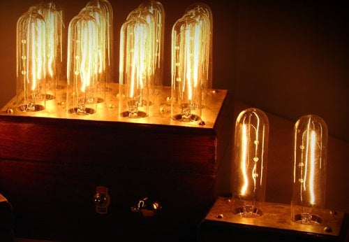 Mad Scientist Lights for Your Home Lab