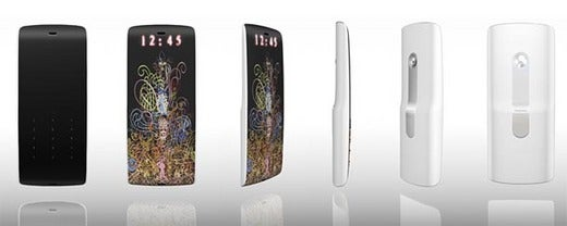 Blank Phone Concept One Giant OLED Touchscreen