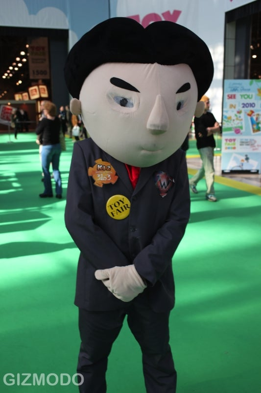 10 Reasons We're Doomed: Toy Fair Edition