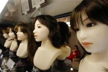 Japanese Man Spends $170K in Hi-Tech Dolls To Shake His Wiimote