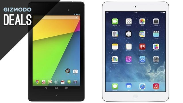 Nexus 7 and iPad, Sony Storage, 30% Off Kindle Accessories [Deals]