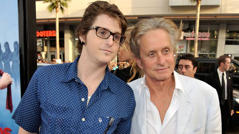 Michael Douglas' Meth-Dealing Son May Turn Stool Pigeon in Drug Trial