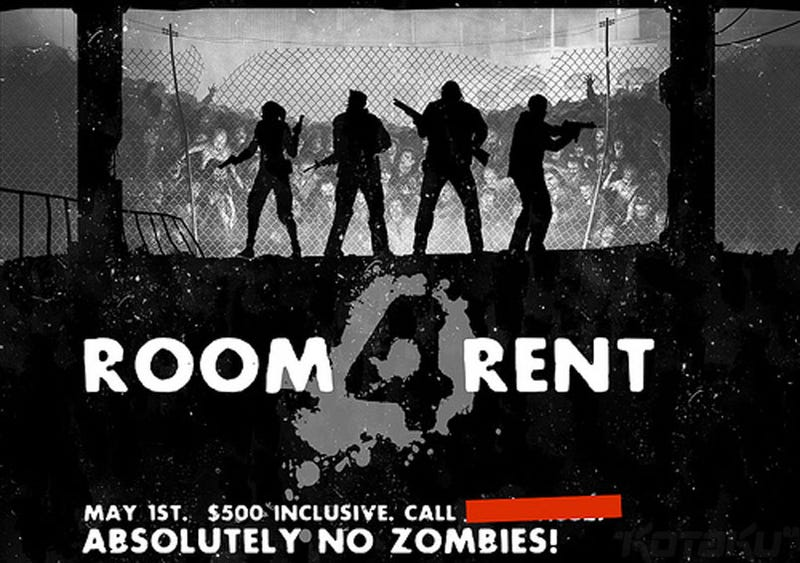 Room 4 Rent (No Zombies!)