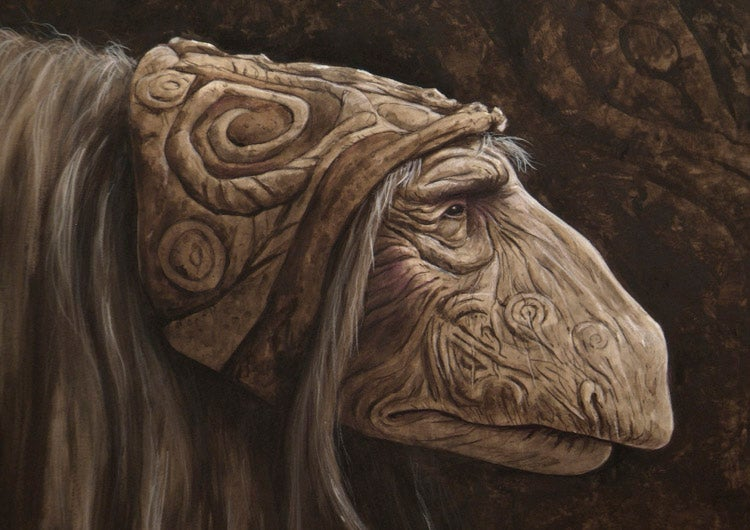 Motherlode of Dark Crystal and Labyrinth art comes to New York!