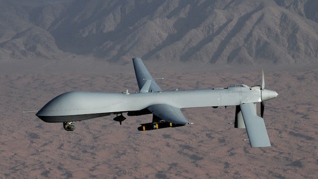 Leaked Paper Reveals Wide Reach of America's Drone Killings