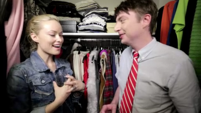 This Week's Top Web Comedy Video: Seven Minutes With Olivia Wilde