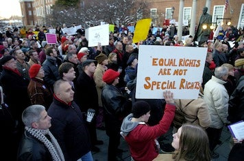 Maryland May Recognize Gay Marriage