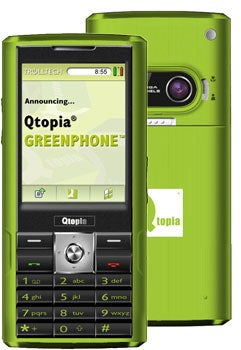 Qtopia Greenphone: Linux Cellphone for Devs
