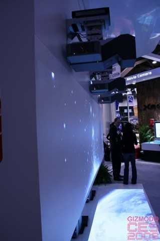 Sanyo PLC-XL50, Ultra Short Throw Projector