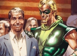 DC Makes Decisions To Bring Superheroes Into Politics