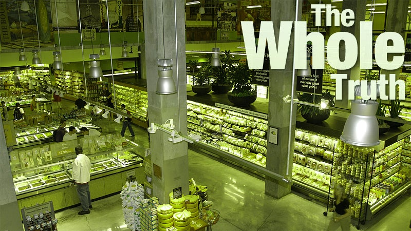 The Whole Foods Experience, Part Two: The Writer Speaks