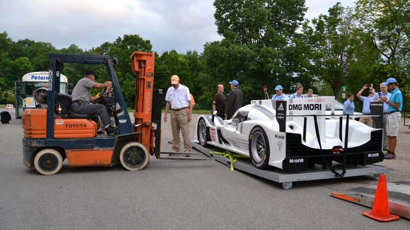Americans Find Porsche 919 Hybrid Tough To Handle