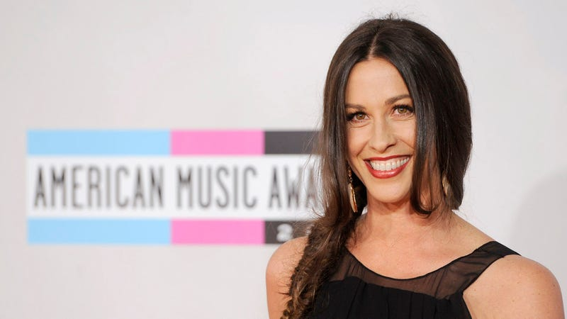 Without a Trace of Irony, Alanis Morissette Vows to Breastfeed Her Son Until He Asks Her to Stop