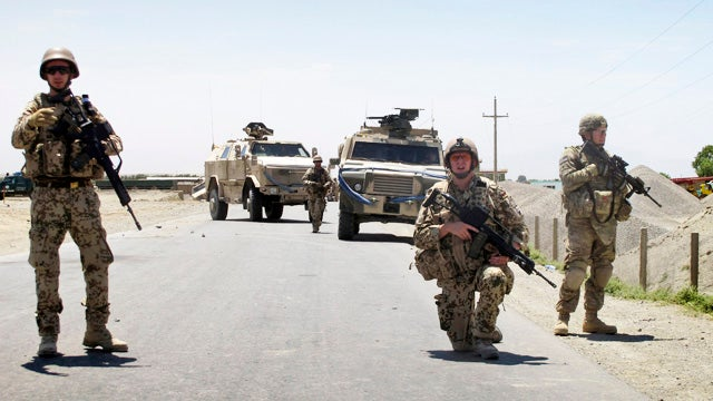 Slightly Fewer Troops Will Be in Afghanistan at Some Point
