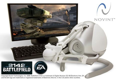 Crazy Novint Falcon Touch Controller Gets Official EA Support, Maybe Worth Buying