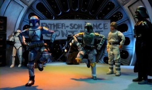 Robot Chicken is bringing an Avatar slow jam and a full hour of new Star Wars awesomeness