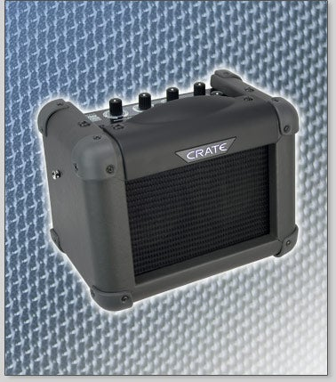 Portable Guitar Amp Features USB Output For Easy Recording