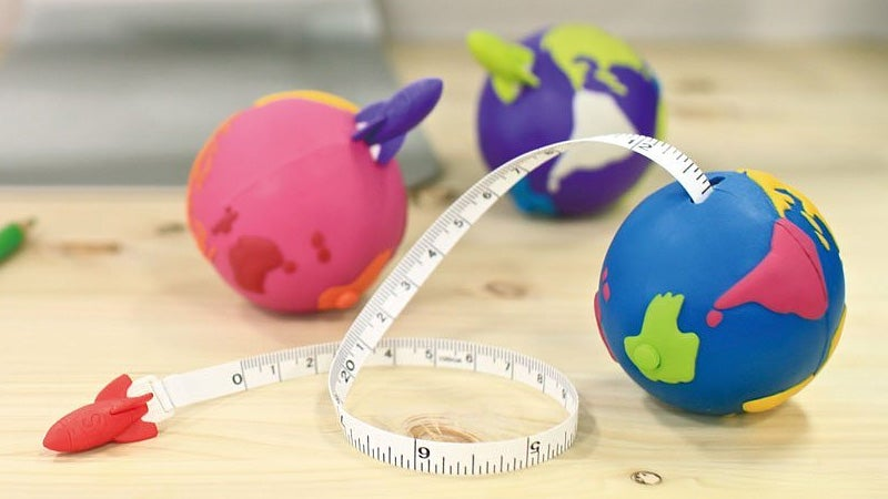 A Measuring Tape For Anyone Who's Dreamed of Blasting Off This Rock