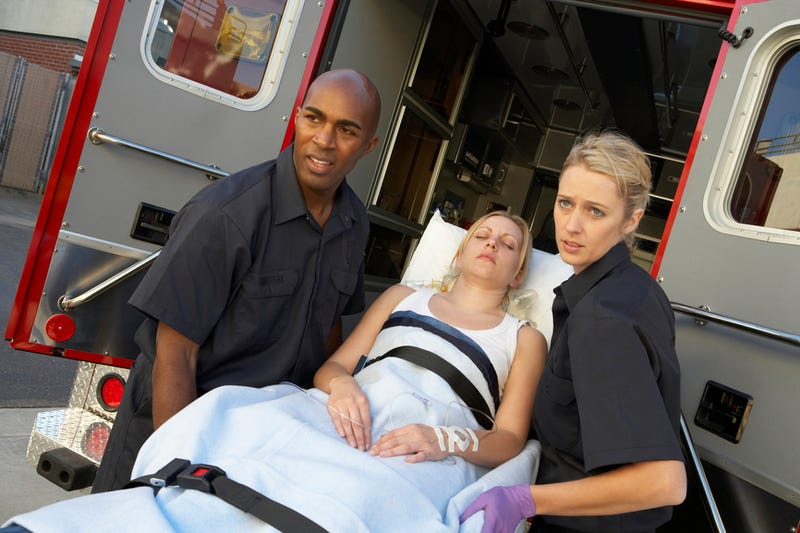 High School Reunion Horror Stories: Ambulance Fight