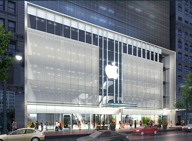 Apple Planning a Fourth NYC Store?