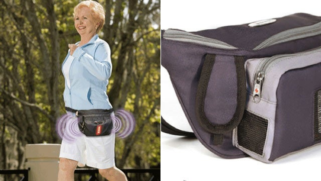 Fanny Pack Sets off More Than Fashion Alarms