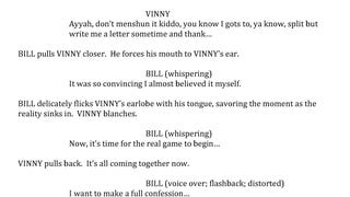 LEAKED: Spec Script for My Cousin Vinny II