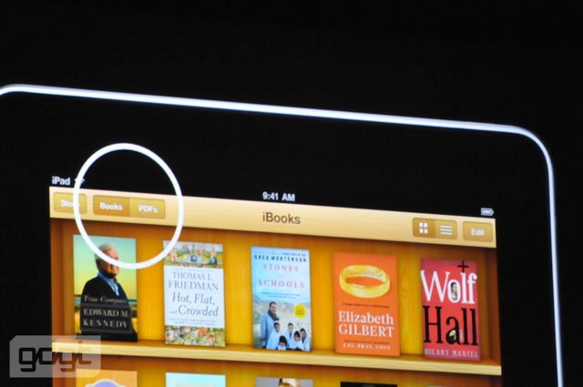 iBooks Update: PDF Support and Bookmarks, Coming This Month