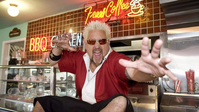 Guy Fieri's Lamborghini hooked by crook who booked