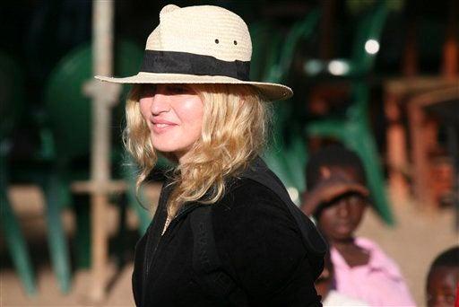 Madonna's Adoption Delayed