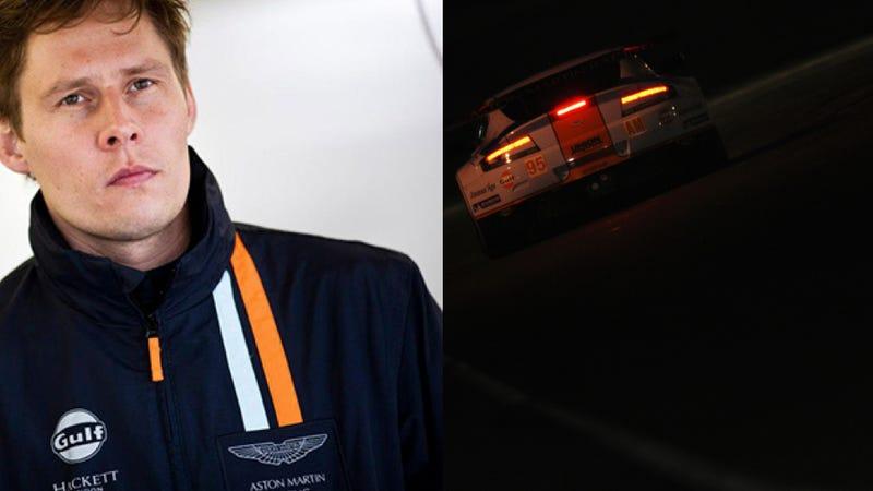 Aston Martin Driver Allan Simonsen Killed In Le Mans Crash UPDATE