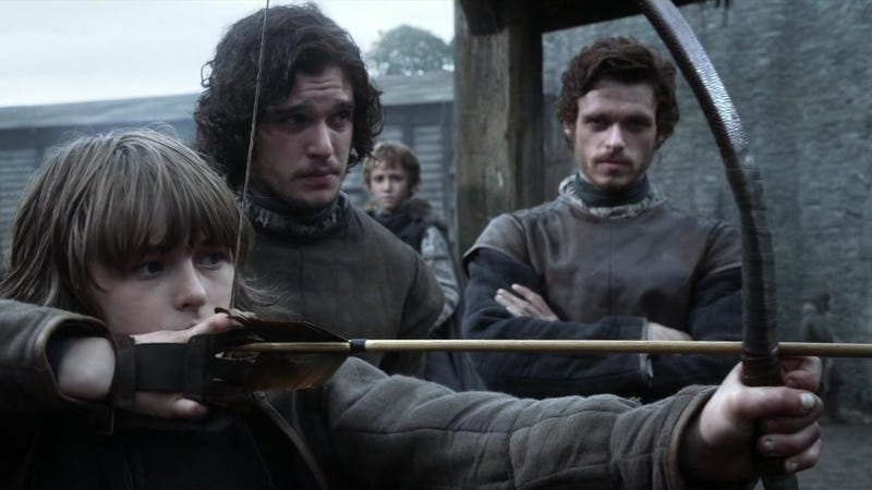 How different was the unaired pilot of Game of Thrones?
