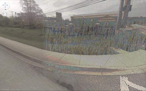 Google Streetview Displays Its Inner Artist