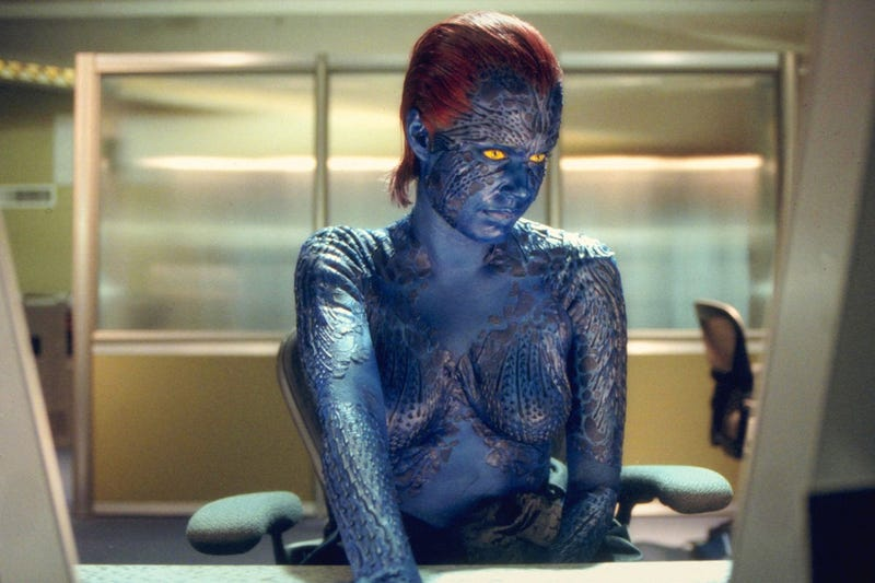 The Revolutionary Technology that Turned Rebecca Romijn into X-Men's Mystique