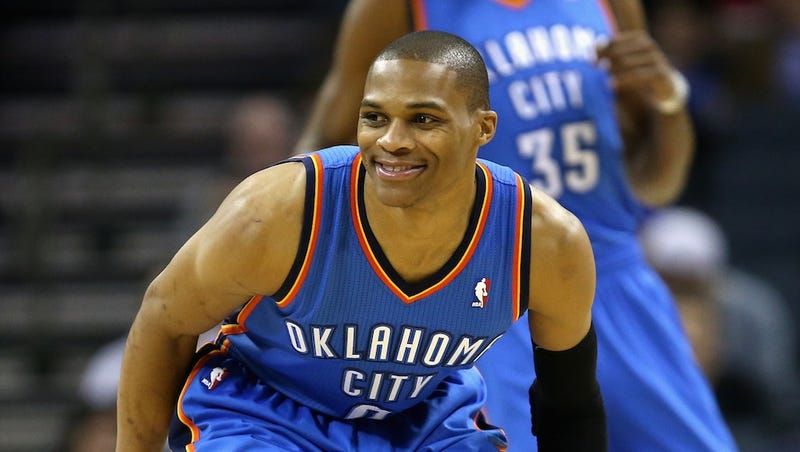 Russell Westbrook Helped A Fan Propose To His Girlfriend