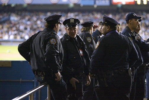The Yankees Won't Let You Pee on America