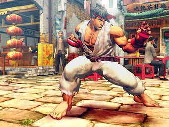 News of a New Street Fighter Coming from Capcom?