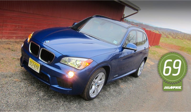 2013 BMW X1 xDrive28i: The Jalopnik Review