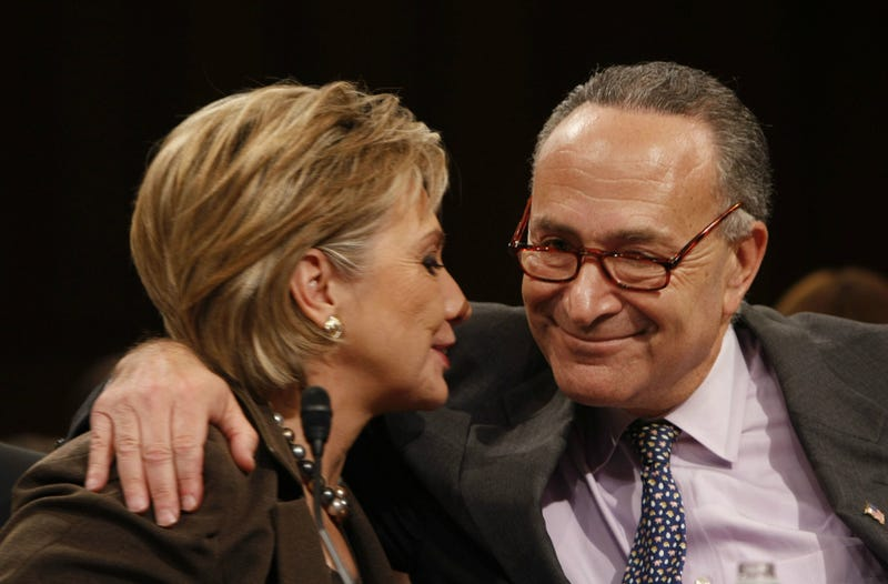 It Begins: Schumer Endorses Hillary Clinton for President