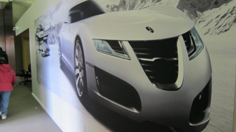 Saab Bankruptcy Auction