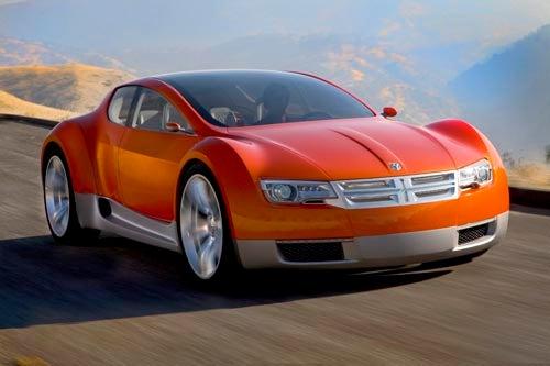 Detroit Auto Show: Dodge Zeo Concept