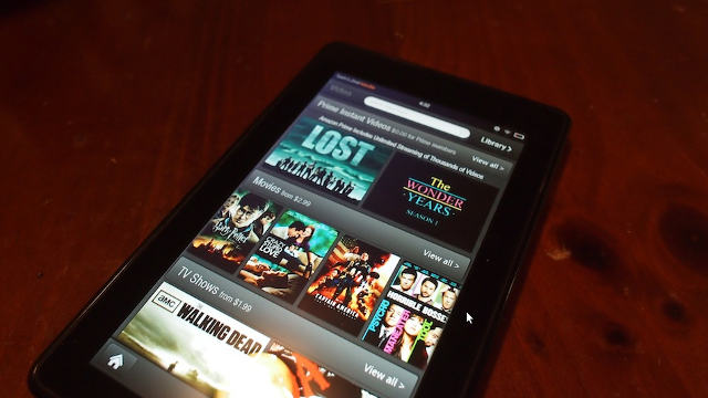 Amazon Now Allows Third-Party eReader Apps on The Kindle Fire