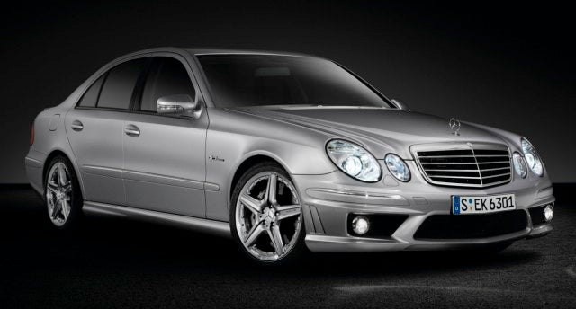 For the AMG E63 Buyer Who Has Everything: Performance Package