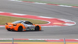 We're Hanging Out With Ferrari Challenge Racers All Weekend